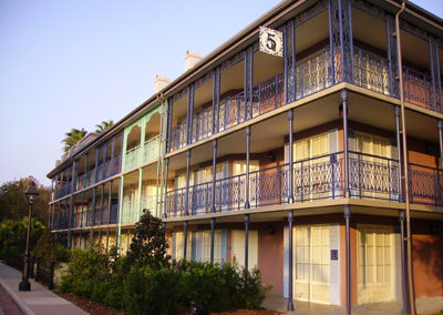 haibitaciones Disney Port Orleans Resort