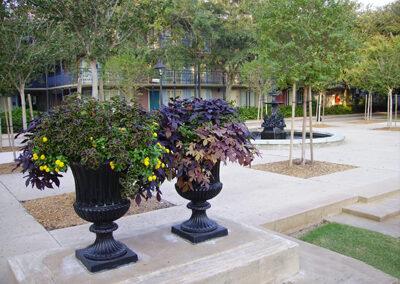 jardines Disney Port Orleans Resort