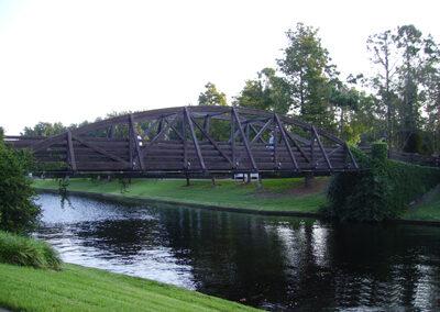 Puente Disney Port Orleans Resort