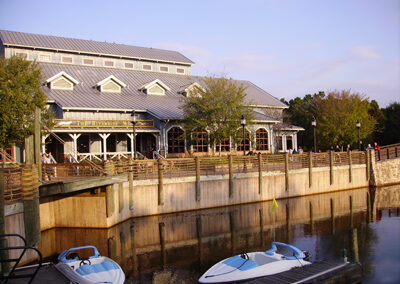 disney port orleans resort exterior