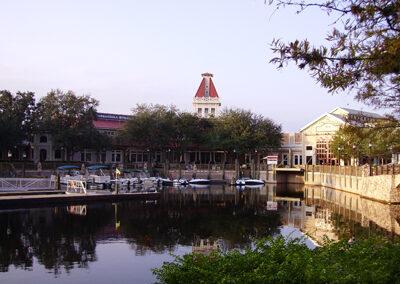 Embarcadero Disney Port Orleans Resort