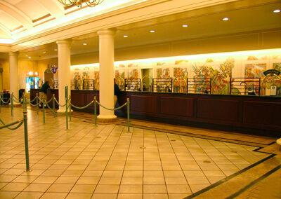 Recepcion Disney Port Orleans Resort