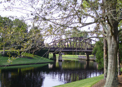 Puentes Disney Port Orleans Resort