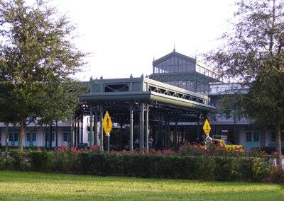 Entrada Disney Port Orleans Resort