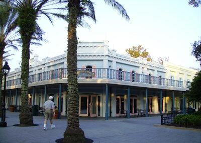 Exterior Disney Port Orleans Resort