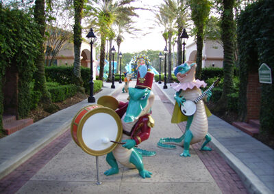 Paseos Disney Port Orleans Resort