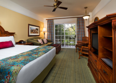 Habitaciones disney saratoga springs resort exterior