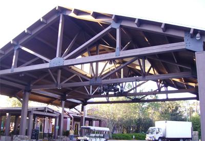 Entrada Disney Saratoga Springs Resort