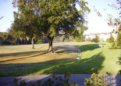 Campo de golf disney saratoga springs resort exterior