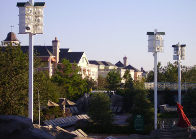 disney saratoga springs resort exterior