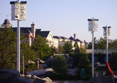 Exterior Disney Saratoga Springs Resort