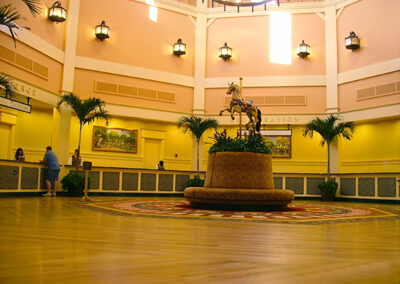 disney saratoga springs resort lobby