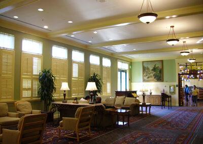 lobby Disney Saratoga Springs Resort