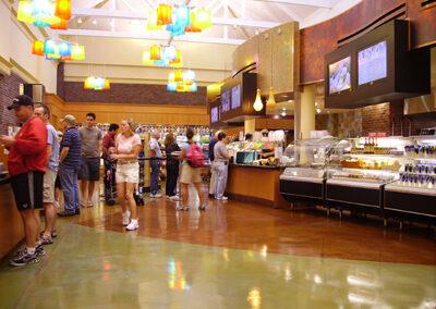 Buffet Disney Saratoga Springs Resort