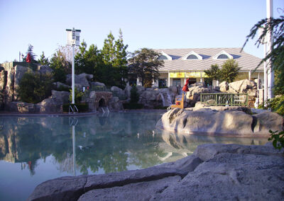 disney saratoga springs resort swimming