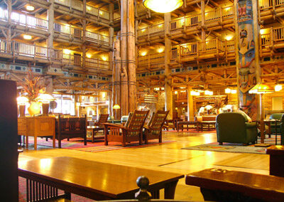disney wilderness-lodge-lobby