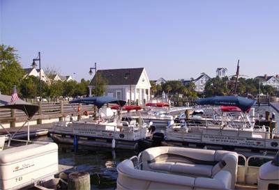 Embarcadero Disney Yacht club Resort