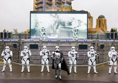 Troopers Star Wars en Disney Studios Paris