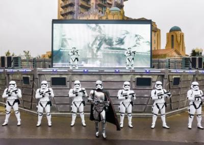 Troopers Star Wars en Disney Studios Paris