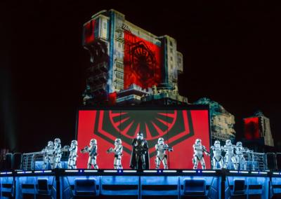star Wars Troopers en Disney Studios Paris