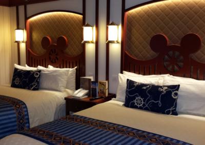 habitacion Hotel Disney Newport Bay Club Paris