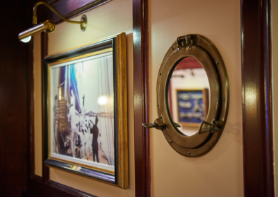 detalle habitacion Hotel Disney Newport Bay Club Paris