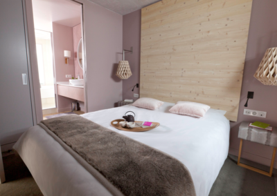 Dormitorio Cocoon Villages Nature Disneyland paris