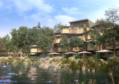 Exterior Country Chic Villages Nature Disneyland paris