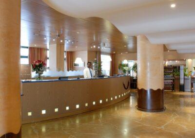 lobby Adagio Val Deurope