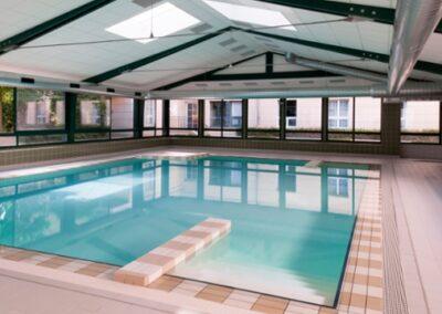 piscina Adagio Val Deurope