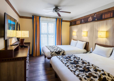 habitacion Disney Hotel Cheyenne Paris