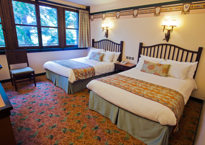 Disney Hotel Cheyenne Room