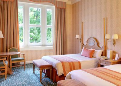 Habitacion superior Hotel Disneyland Paris
