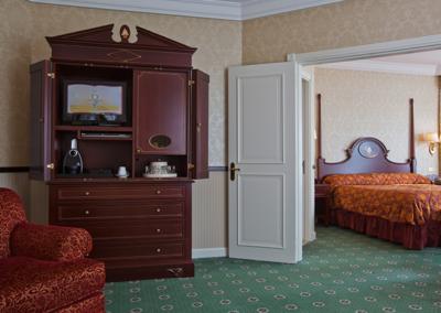 Jr suite Hotel Disneyland Paris