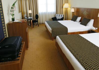 Habitacion Hotel Vienna Dream Castle