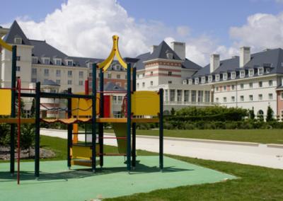 Zona de Juegos Hotel Vienna Dream Castle