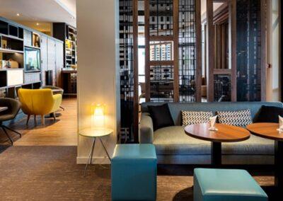 Lobby Hotel lelysee