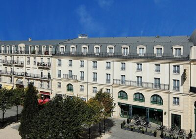 Exterior Hotel Lelysee