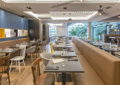 Restaurant Hotel Lelysee