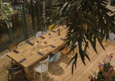 Restaurante Hotel lelysee