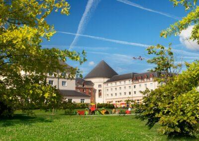 Exterior Habitacion Hotel Vienna Magic Circus