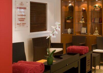 SPA Habitacion Hotel Vienna Magic Circus