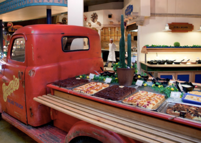 Disney Hotel Santa Fe Market