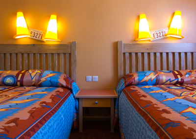 Disney Hotel Santa Fe Room