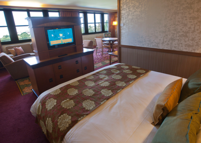 Suite hotel Disney Sequoia Lodge Paris