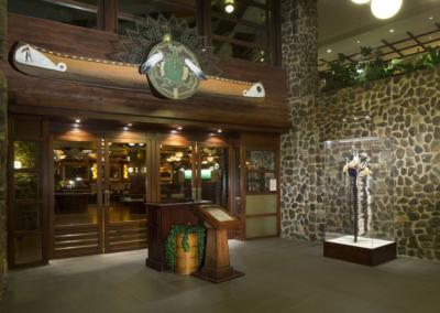 Beaver Creek restaurant Hotel Disney Sequoia Lodge Paris