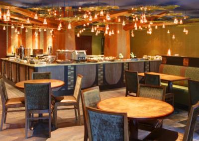 Restaurant Hotel Disney Sequoia Lodge Paris