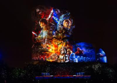 Espectaculo Navidad Disney Studios Paris