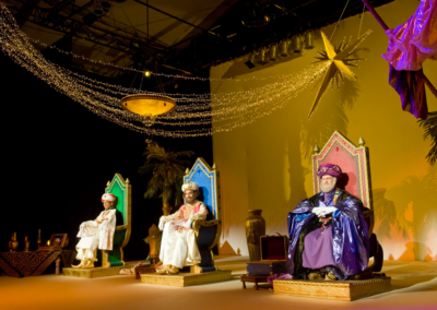 Reyes Magos en Disneyland Paris