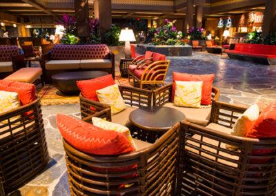Polynesian-resort-Lobby